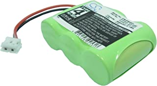 Upgrade/Cameron Sino Battery for V TECH IA5878,NT2415,NT2447,SBA Battery,T2326,T2406,T2408,T2426,T2452,T2453,T2454,T2455,TZ2526,TZ2528,TZ2551,TZ2553,TZ2558,TZ2568,VMIX,VT2558,VT-2558,VT9109,VT-9109,