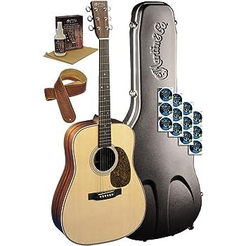 Amazon Com Martin Standard Series Hd 28 Standard Dreadnought Acoustic Musical Instruments