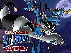 Clip: Sly Cooper Gameplay - Zebra Gamer