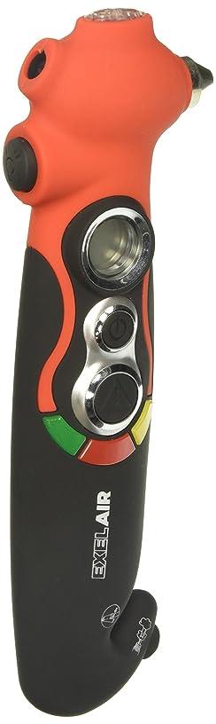 EXELAIR by Milton (EX999008) 8-in-1 Digital Tire Gauge Auto Emergency Tool