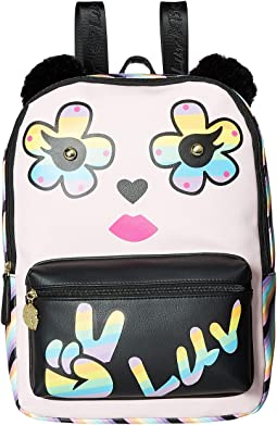 Kate PVC Kitch Backpack