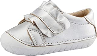 Old Soles Baby Girl's Frill Pave (Infant/Toddler)