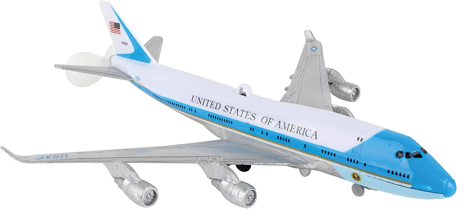 Daron AIR Force ONE Flying Toy ON A String, SD3004