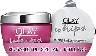 Olay Regenerist Piskor, 1 st någonsin påfyllningsbar lätt fuktkräm, begränsad utgåva 100 ml, minskar plastavfallet med 9...