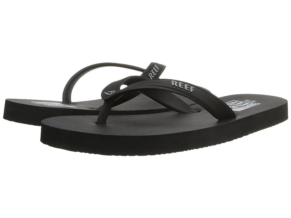 Reef Kids Grom Switchfoot (Toddler/Little Kid/Big Kid) (Black) Boys Shoes