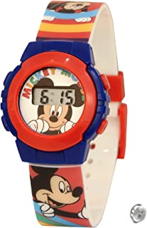SKYLINE Reloj Digital para Niños, Reloj de Pulsera Infantil, Reloj con Estampado de Personajes Infantiles de Moda, Fácil L...