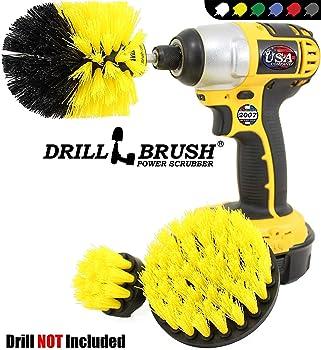 Drillbrush All Purpose Power Scrubber Cleaning Kit