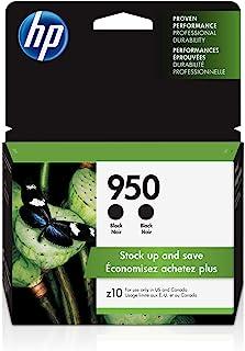 HP 950 | 2 Ink Cartridges | Black | CN049AN