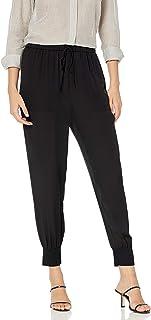 Theory womens Theory Rib Cuff Jogger Pants