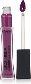 Best l oreal infallible lip color swatches Reviews