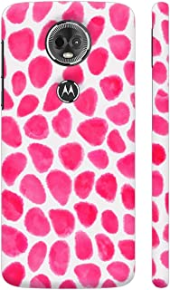 Colorpur Rose Petals 2 Printed Back Case Cover for Moto E5 Plus