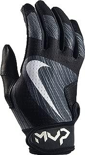 Best nike mvp batting gloves black Reviews