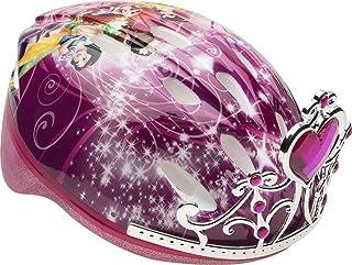 Bell 儿童公主自行车 3D 皇冠头盔,多色,50-54 厘米