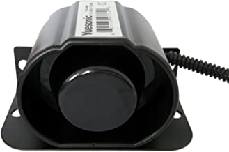 Yuesonic 12-36V 112dB High Strength of Metal Housing Waterproof Heavy-Duty Back-Up Alarm for Trucks Construction Machines etc