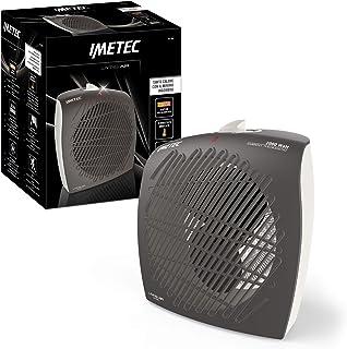 Imetec Living Air C4-100 - Calefactor, Compacto y Elegante, 2200 W, Rápido Calentamiento, Termostato Ambiente