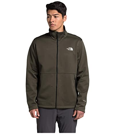 The North Face Apex Canyonwall Jacket (New Taupe Green/TNF Black) Men