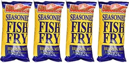 Best new orleans seasoned fish fry Reviews