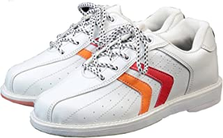 SF Professional Bowling Shoes with Skidproof Sole Breathable Sneakers for Women