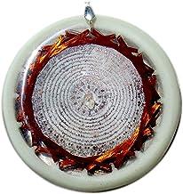 Double Namgyalma Mantra Prosperity Quantic Resonator 21 vortex (6.3 cm)