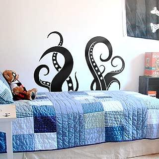 Vinyl Wall Art Decal - Octopus Legs - 30