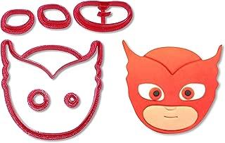 PJ Masks Owlette Cookie Cutter Set (4 inch)