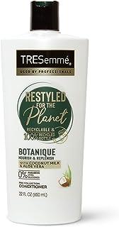 Tresemme Pro Collection Conditioner - Botanique - Nourish & Replenish - With Coconut Milk & Aloe Vera - Net Wt. 22 FL OZ (...