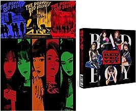 RED VELVET The [Perfect Red Velvet] 2nd Repackage Album CD + Photo Book + Photo Card