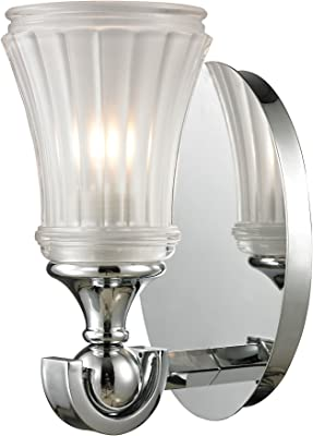 Elk 11270//1 Newburgh 1-Light Vanity In Polished Chrome