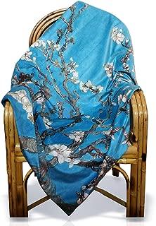 YIZI EMF Protection Blanket - Radiation Shielding Office Rest Blanket Organic Anti-Radiation (Silver ion Cloth Liner)