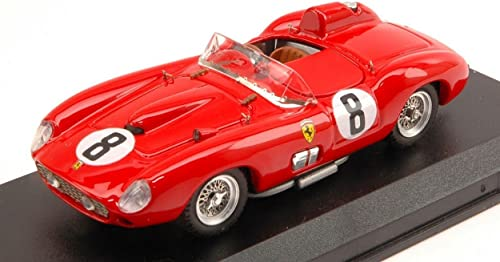 Art-Model AM0176 Ferrari 315 S N.8 5th LM 1957 Lewis-Evans-SEVERI 1 43 DIE CAST kompatibel mit