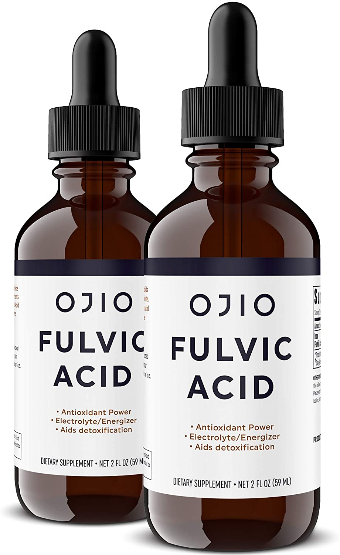 OJIO Fulvic Acid Regular store Trace Mineral Cellular Incre Repair specialty shop Complex