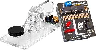 The Telegraph Decoder Kit by SpikenzieLabs