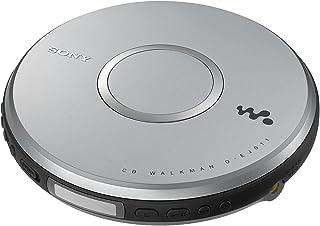 Sony D-EJ021 Personal CD Player (Silver) Portable Discman