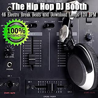 46 Electro Break Beats and Download Loops - 120 BPM