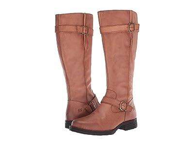 Born Pointe (Brown Full Grain Leather) Women