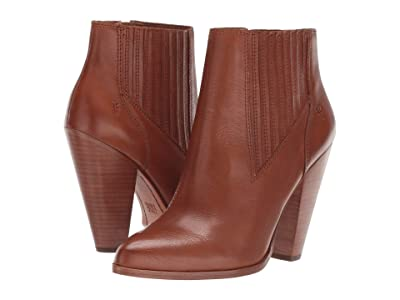 Frye Remy Chelsea (Saddle Polished Soft Full Grain) Women