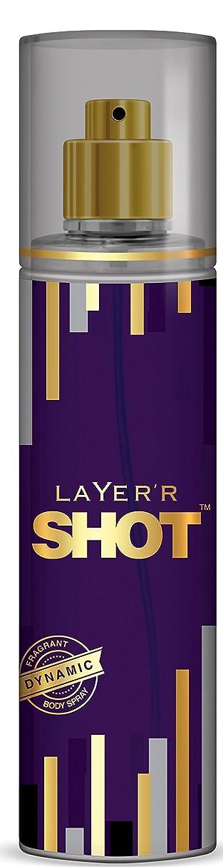 ウミウシ周り上陸Layer'r Shot Gold Perfume, Dynamic, 135ml