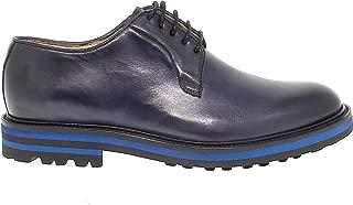 ARTISTI E ARTIGIANI Luxury Fashion Mens AEA8066NAVY Blue Lace-Up Shoes | Fall Winter 19