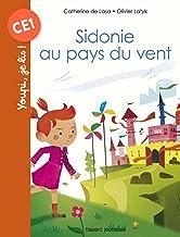 Sidonie au pays du vent (Mes premiers J'aime Lire) (French Edition)
