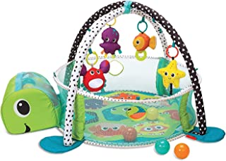 Little Angel Baby Activity gym with ball pit Hippo , Set of 1