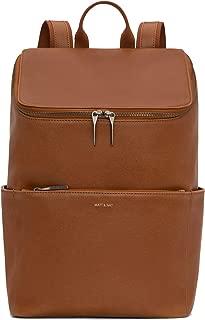 Matt & Nat Women's Dean Vintage Backpack, Chili, One Size