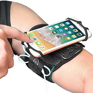 comprar comparacion Bovon Brazalete Deportivo, Brazalete Movil Súper Transpirable Compatible con iPhone 12 Pro Max/12 Mini/iPhone 11 Pro MAX, ...