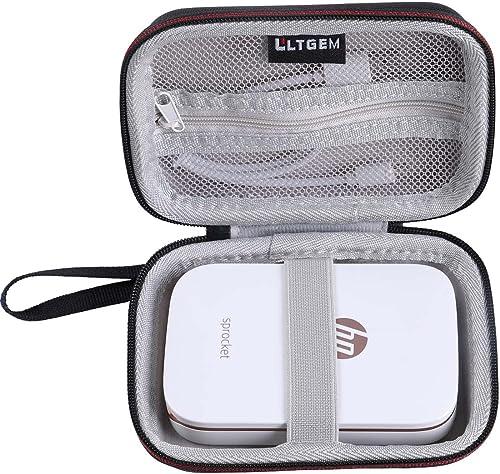 LTGEM Étui pour HP Sprocket Imprimante Photo portable de Voyage protection Case
