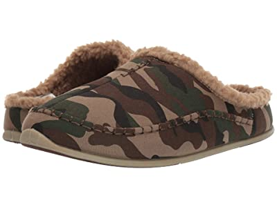 Deer Stags Nordic Slipper (Camouflage) Men
