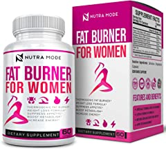 Natural Weight Loss Pills for Women-Best Diet Pills that Work Fast for Women-Appetite Suppressant-Thermogenic Belly Fat Bu...