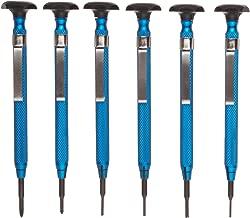 Moody Tools 58-0670 6-Piece Slot/Phil/Screw Extractor Combo Reversible Driver Set