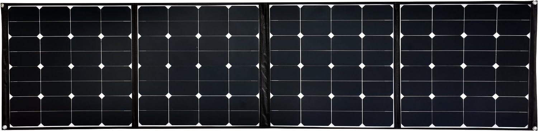 solaroak Foldable Solar Panel 200W Water Special Campaign Ranking TOP18 SunPo Outdoor Resistant