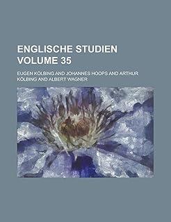 Englische Studien Volume 35