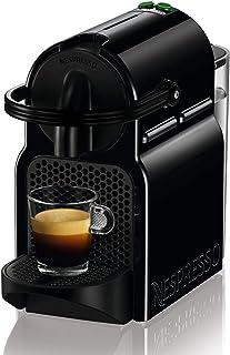 Nespresso EN80.B De'Longhi Inissia  - Cafetera monodosis de cápsulas Nespresso, 19 bares, apagado automático, color negro