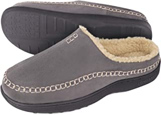 Best mens house slippers in half sizes Reviews